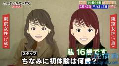 口述最舒服的性经历,日本女生第一次性经验最晚的竟然是这个地区!