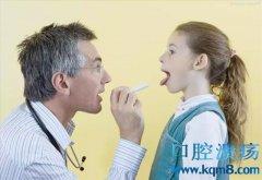 口腔溃疡超过两周都不好要去检查口腔,小心是口腔癌