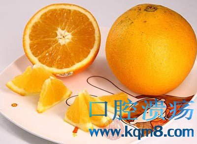 橙子是凉性食物