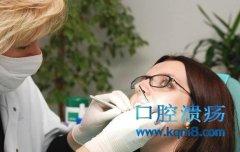 口腔溃疡超过2周还不愈合,当心是口腔癌的预警信号!