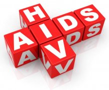 口腔溃疡沾到艾滋病人唾液会不会被传染艾滋病?