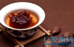 胖大海煮冰糖茶,缓解扁平苔藓!