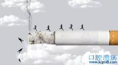 吸烟危害大,吸烟对牙齿的危害有多大?