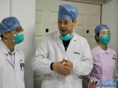第一位因新冠肺炎去世的院长刘智明,妻子蔡利萍:他已带病上岗多日